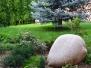 Okrasné kameny a valouny do zahrad