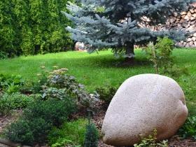 Okrasné valouny do zahrady