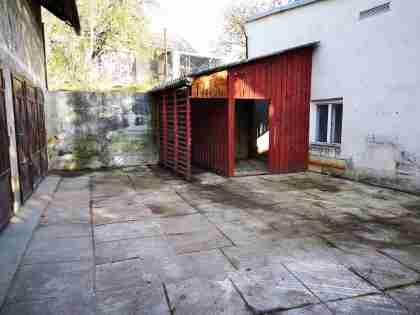 Vyklízení objektů Olomouc - dvůr