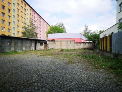 Vyklízení objektů Olomouc - plocha