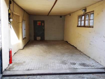 Vyklízení objektů Olomouc - garáž