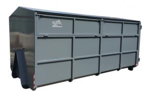 Uzamykatelný skladový kontejner